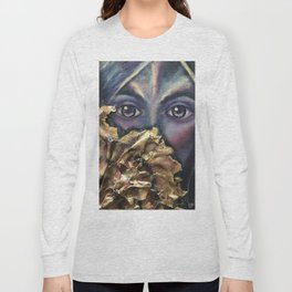 The Sea Queen Is Oh So Shy Long Sleeve T-shirt