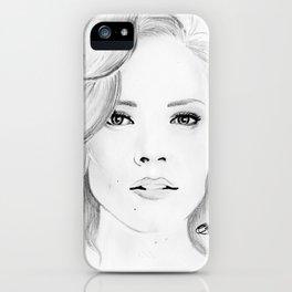 Rachel McAdams iPhone Case