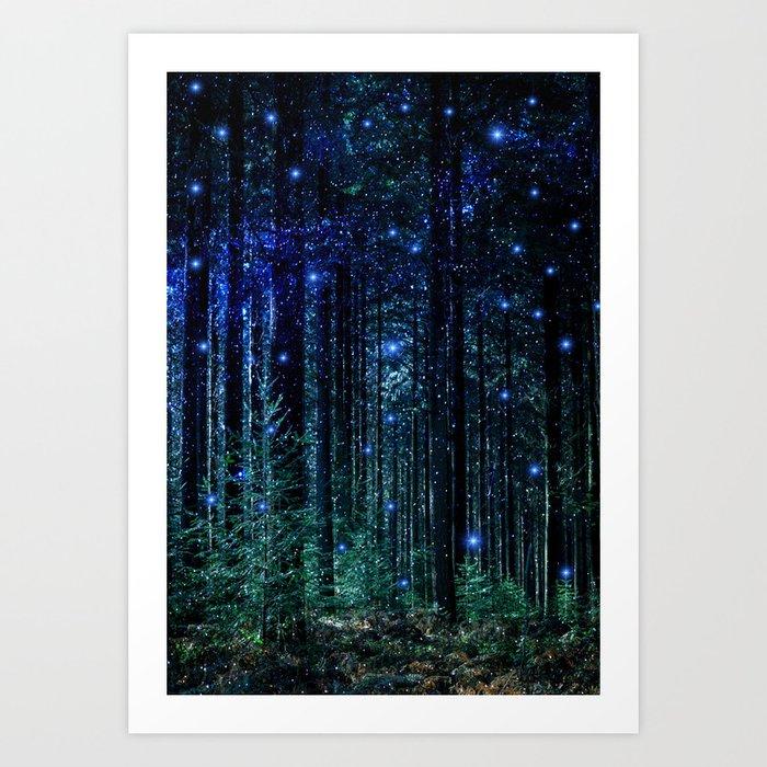 Magical Woodland Kunstdrucke