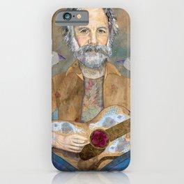 Bob Weir Saint of Circumstance iPhone Case