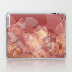 Lines and shapes Laptop & iPad Skin