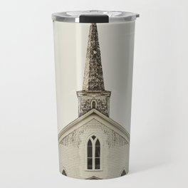 Church of Symmetry Travel Mug