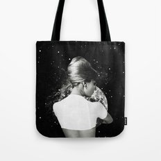 Fill the moon (2015) Tote Bag