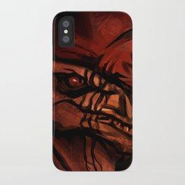 Wrex iPhone Case