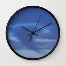 Winter - Morning Touch Wall Clock