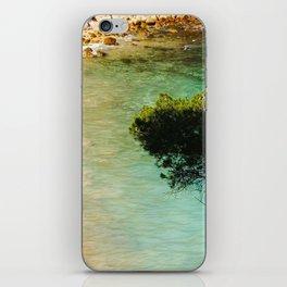 Aiguablava iPhone Skin