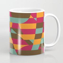 Abstract Graphic Art - Roller Coaster Coffee Mug