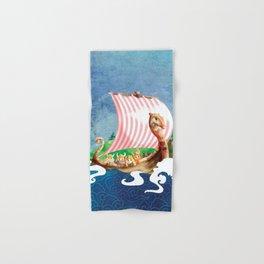 Vikings Hand & Bath Towel
