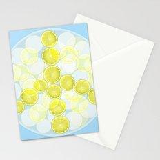 A fresh new start Stationery Cards