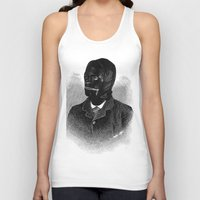 bdsm Tank Tops featuring BDSM I by DIVIDUS