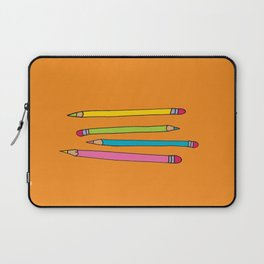 Many Pencils - My Trusted Tools Series  Laptop Sleeve