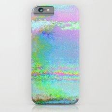 08-24-89 (Digital Drawing Glitch) Slim Case iPhone 6s