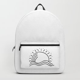 Sun & The Ocean Backpack