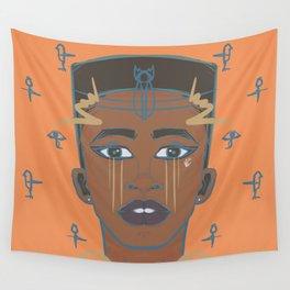 E. Gyptian Wall Tapestry