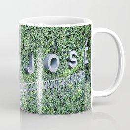 Hotel San Jose Sign Coffee Mug