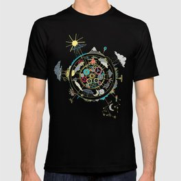 Running Like Clockworld T-shirt