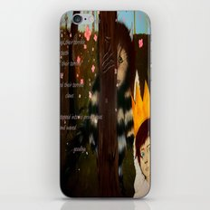 All is Love iPhone & iPod Skin