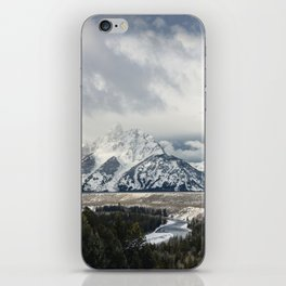 Snake River Wyoming iPhone Skin