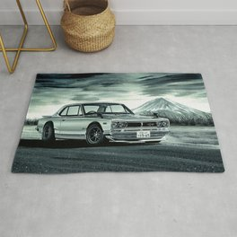 THE JAPANESE LEGEND Rug