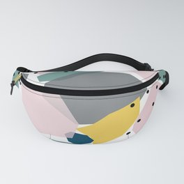 Shapes Fanny Pack