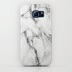 Marble #texture Galaxy S6 Slim Case