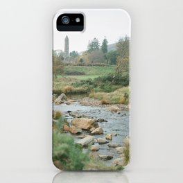St. Kevin's Monastery iPhone Case
