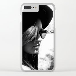 Val: 2015 Clear iPhone Case
