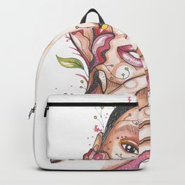 I am nature Backpack