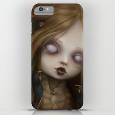 The face of all your fears iPhone 6 Plus Slim Case