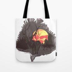 dusky Tote Bag