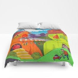 Avant City Comforters