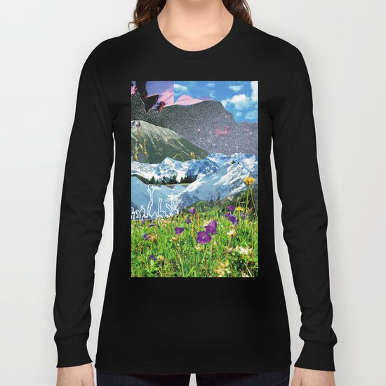 Experiment am Berg 31 Long Sleeve T-shirt