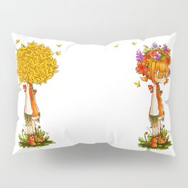 Soil-head Pillow Sham