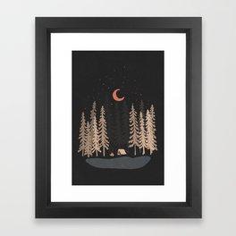 Feeling Small... Framed Art Print