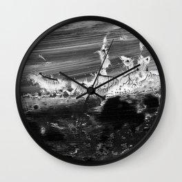 film No6 Wall Clock