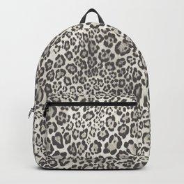 Vintage Cheetah Skin Backpack