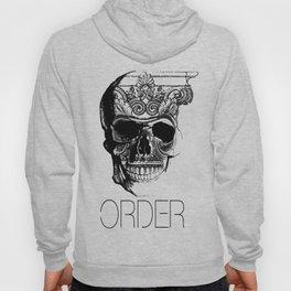 ORDER skull Hoody