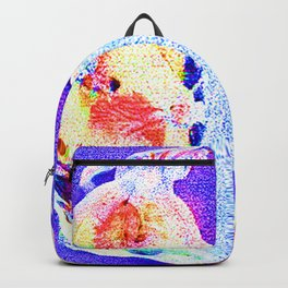 Glitch Brain Backpack