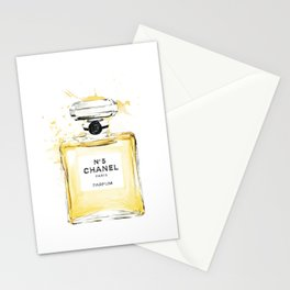 Cha nel Stationery Cards