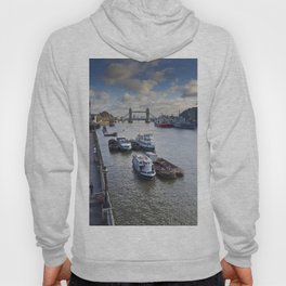 River Thames View Hoody