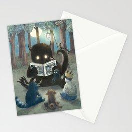 Reading Circle (option) Stationery Cards