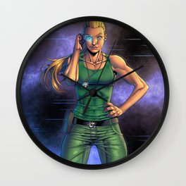 The Martyrs | Kris Wall Clock