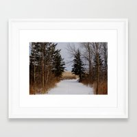 wisconsin Framed Art Prints featuring Wisconsin  by CassLynnPhoto