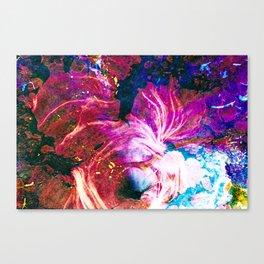The Core Canvas Print