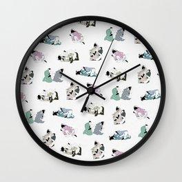 Shunga // part.1 Wall Clock