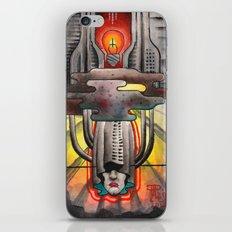 Invidious Ideas iPhone & iPod Skin