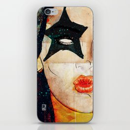 Kiss/Paul Stanley/Starchild/C'mon and Love Me iPhone Skin