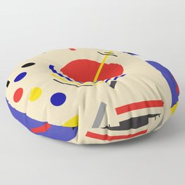 BAUHAUS ASTRONOMY Floor Pillow