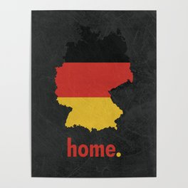 Germany Proud Poster