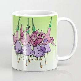 Purple Fuchsias Coffee Mug